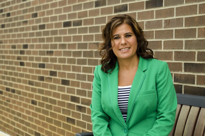 Chrissy Siders, President/ CEO CP Federal Credit Union